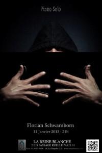 Piano Solo 11 janvier 2013 - Florian Schwamborn